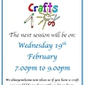 Craft Group February 2020