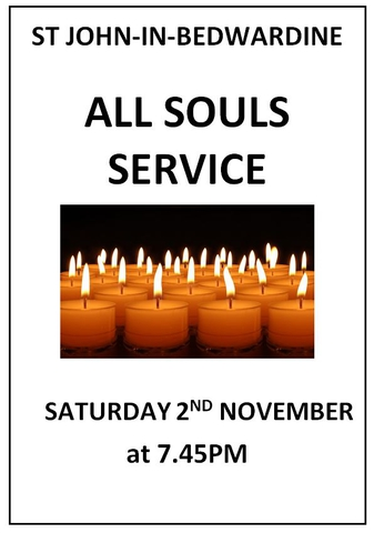 All Souls Service