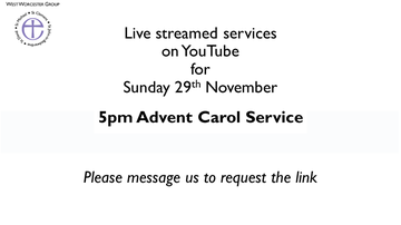 Online Advent Carol Service