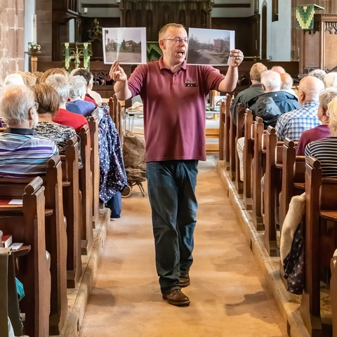 Discover History Talk August 2019
