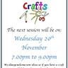 Craft Group November 2019