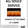 All Souls Service 2021