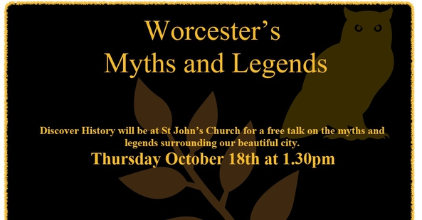 Good Old Days - Worcester Myths