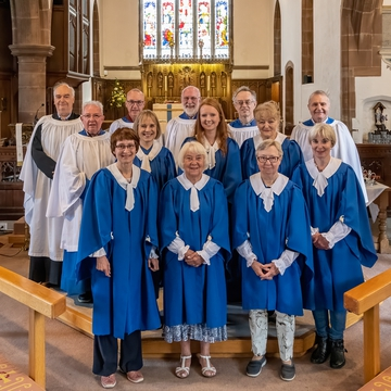 St John's Choir Update