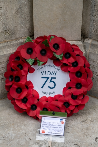 75th Anniversary of VJ Day