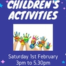 Children's Activities February 2020