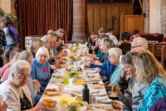 March 2020 Community Breakfast