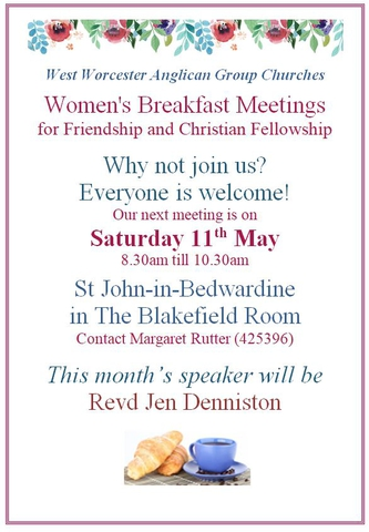 Women's Breakfast May 2019