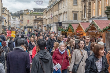Coach Trip to Bath Christmas Market
