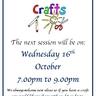 Craft Group October 2019